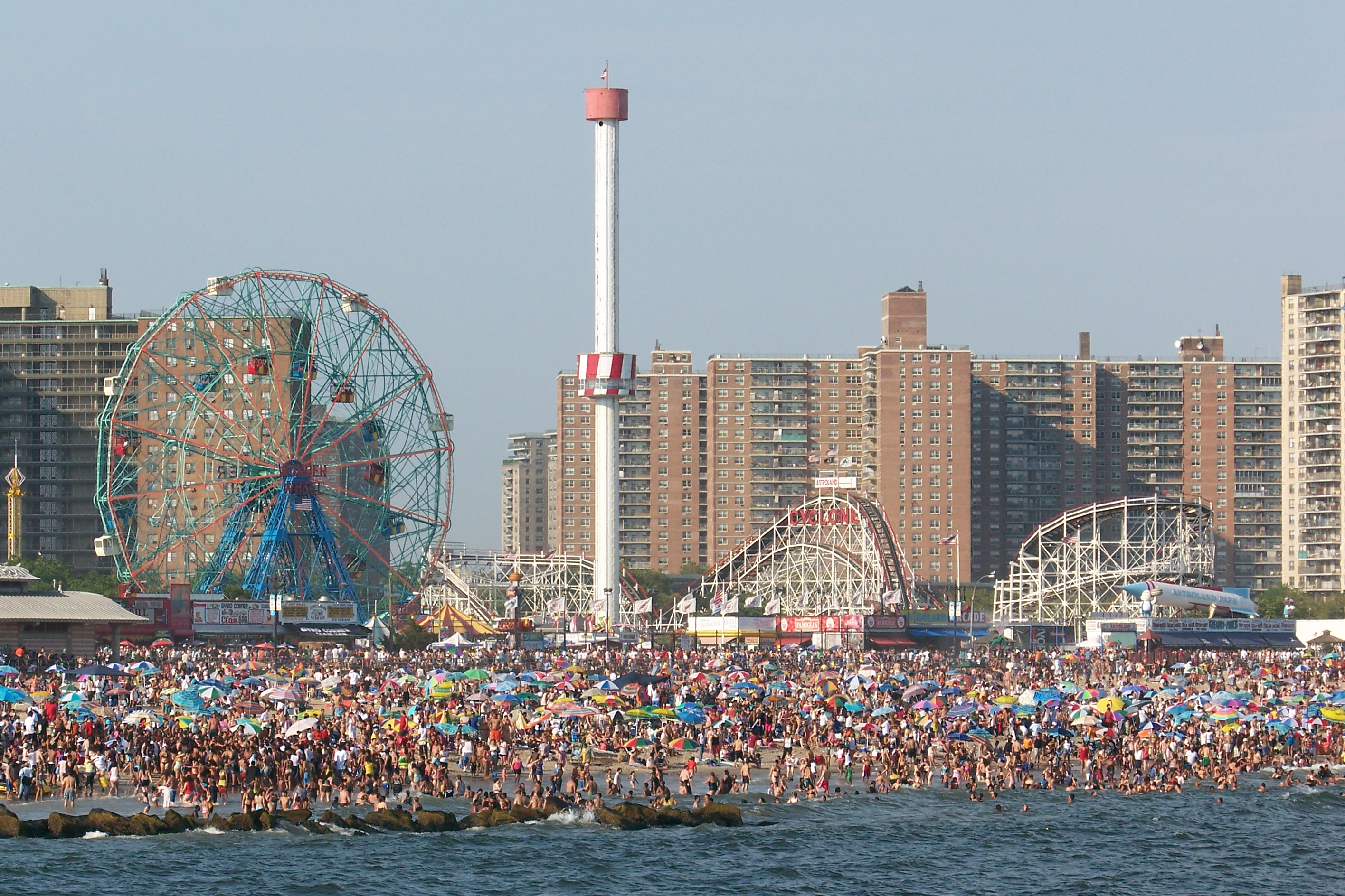 Nyc experts help with our proposed trip please new Aquarium in coney island