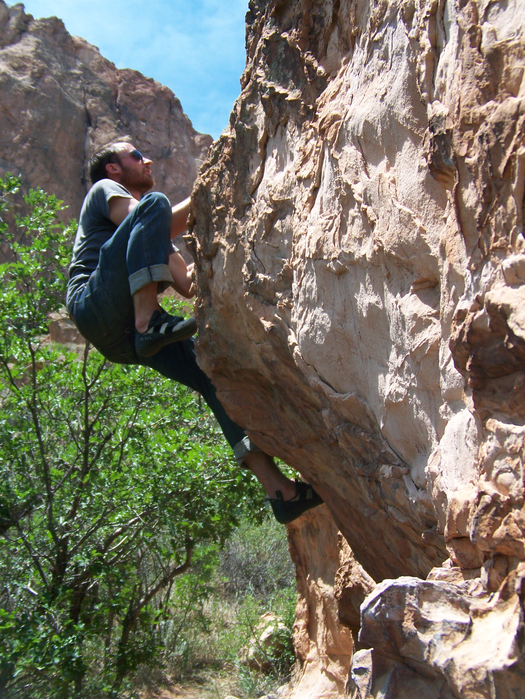 Left Looking For More At Garden Of The Gods Travelin